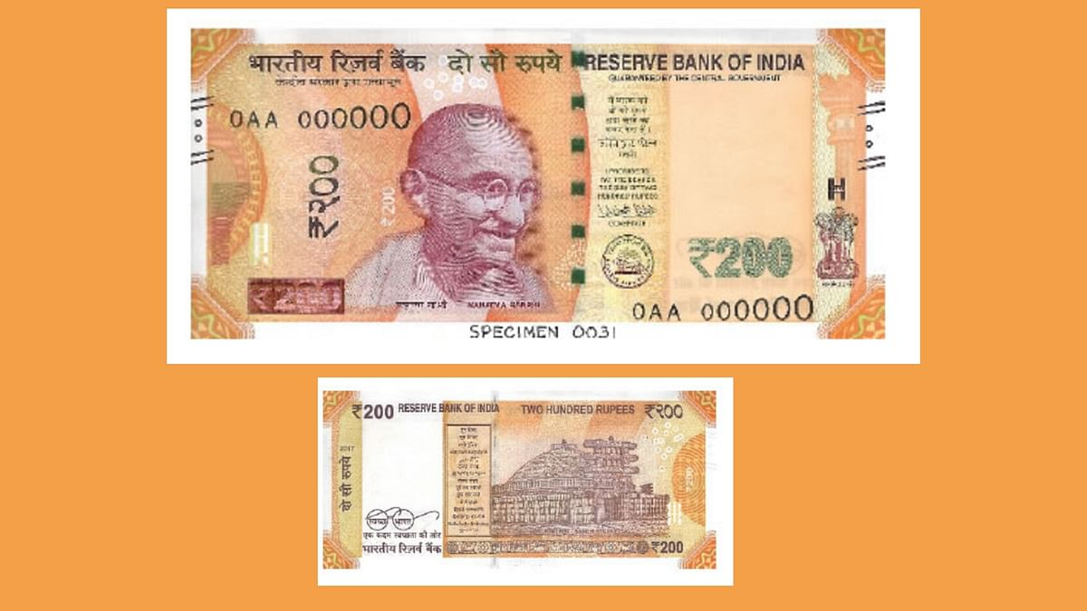 India is all set to get Rs 200 notes, for the first time ever.