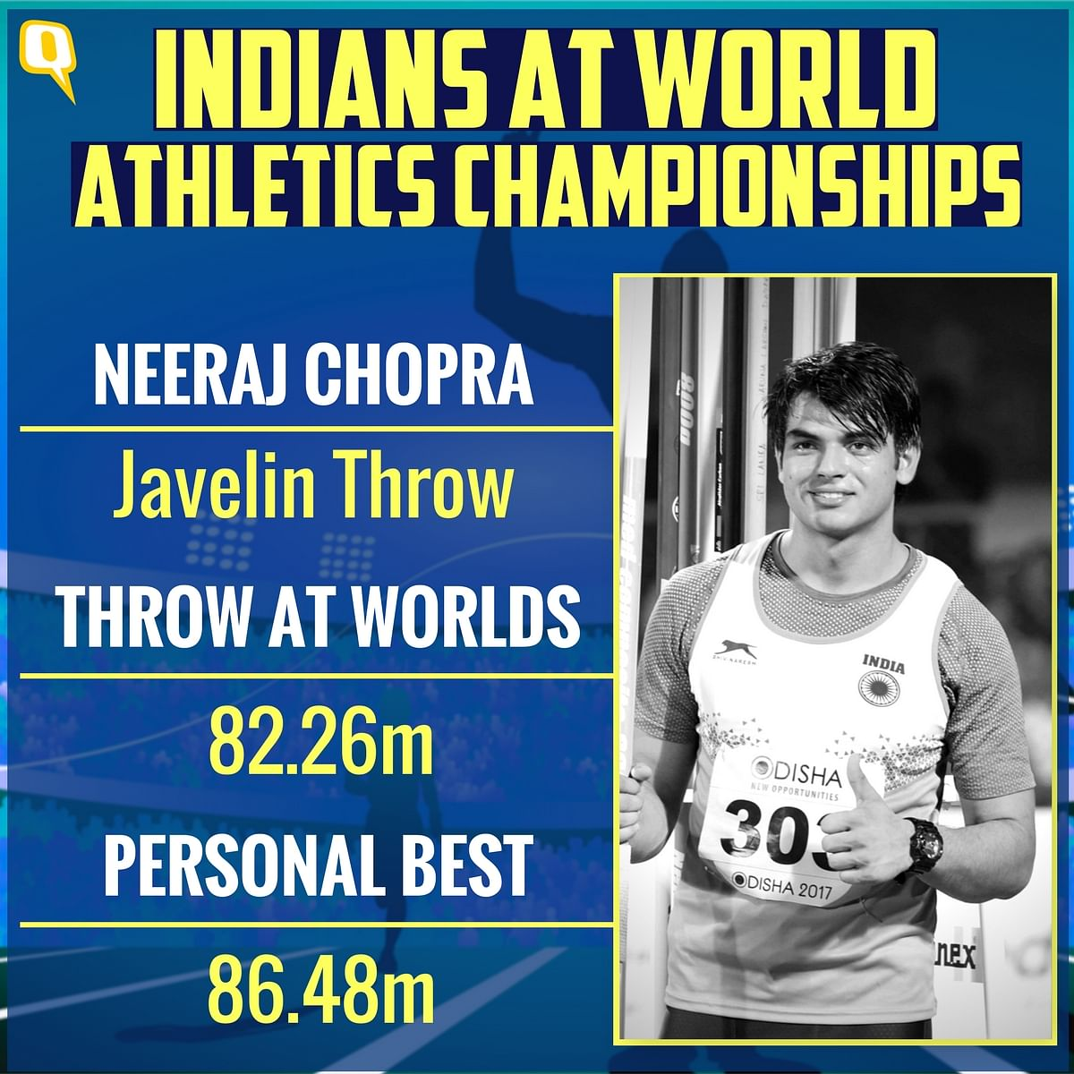 Here's How Indians Fared at World Championships