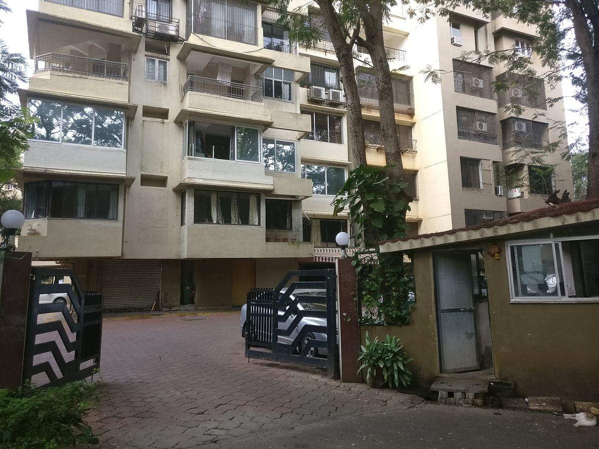 Andheri's Bellscot Towers, where Asha Sahani lived.