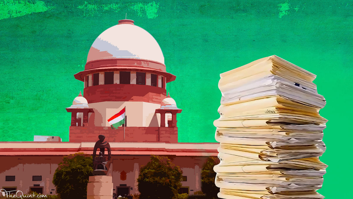 Setting up a National Court of Appeal can go a long way in reducing the number of pending cases in the Supreme Court.