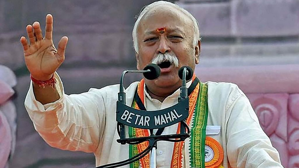 Only India Can Save World From Capitalism: RSS Chief Bhagwat