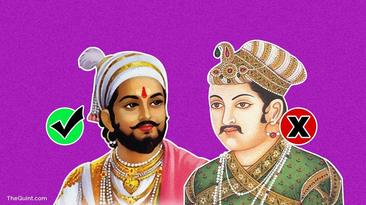 When Shivaji Stole Mughal Thunder in Maharashtra History Textbooks