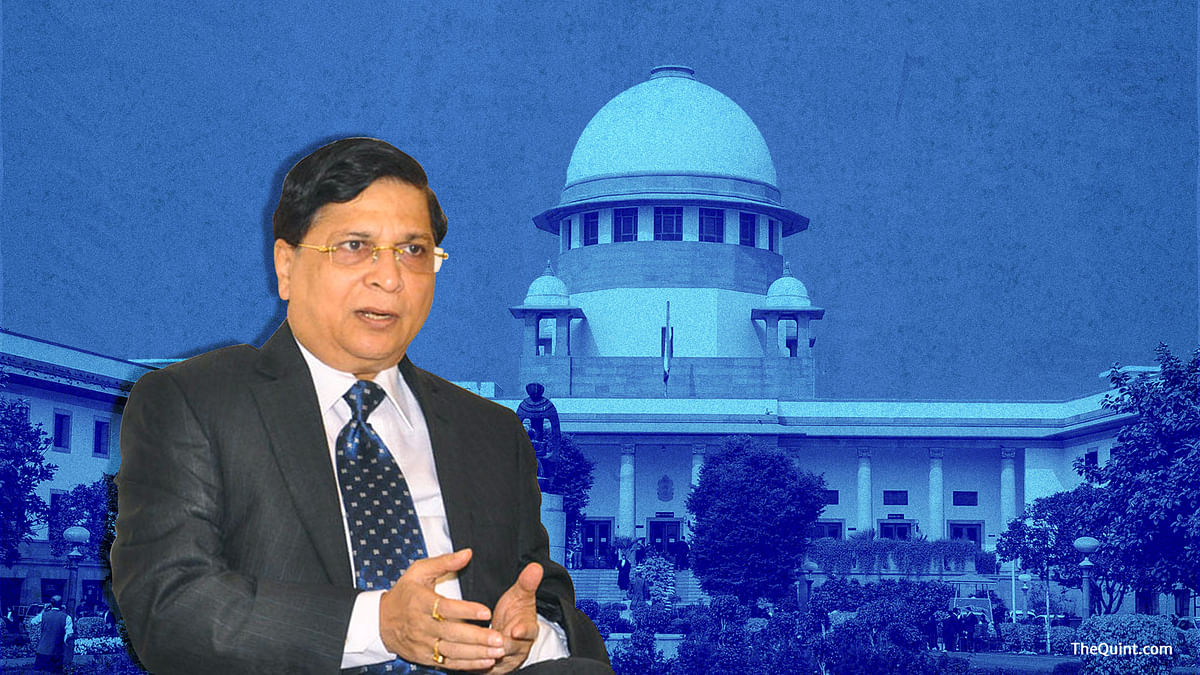 Justice Dipak Misra's CJI Appointment May Not Bring Good Tidings