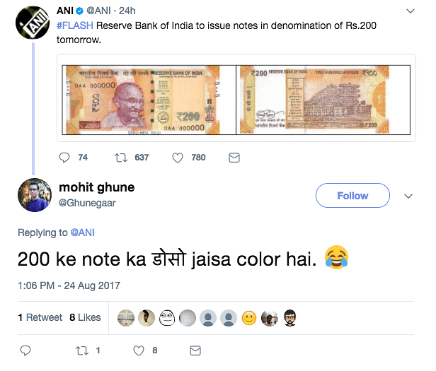 'Monopoly Cash is Complete': People Troll the New Rs 200 Note