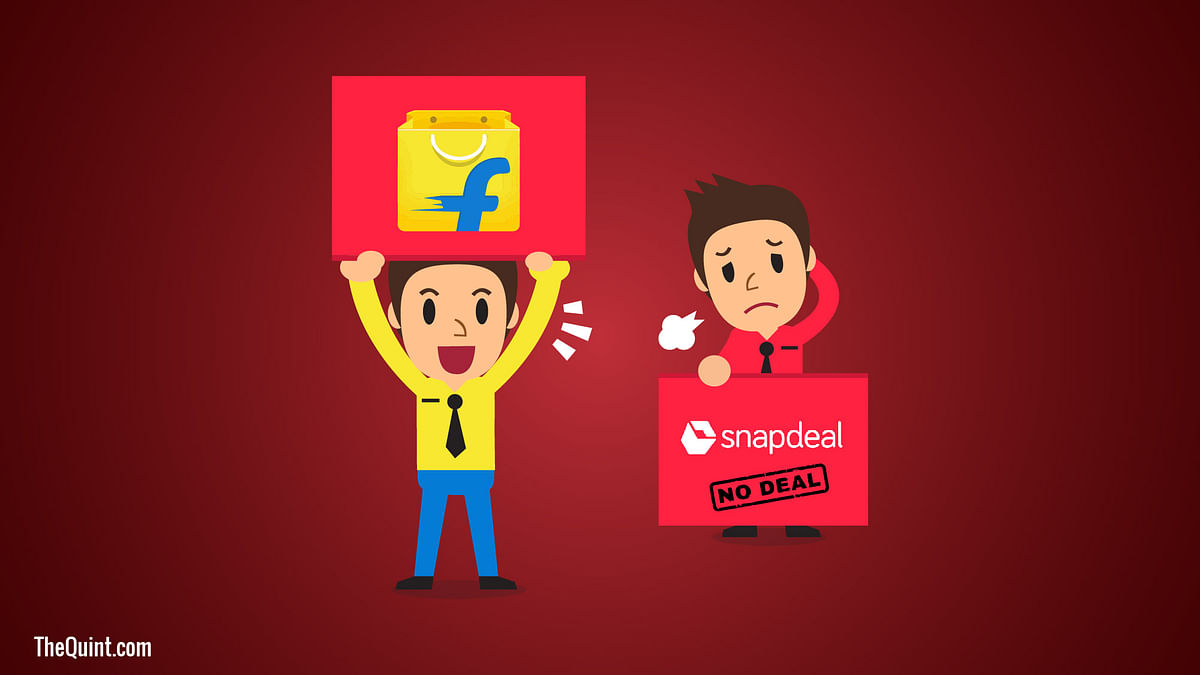 Why Flipkart's Failed Pursuit of Snapdeal Isn't Really a Bad Bet