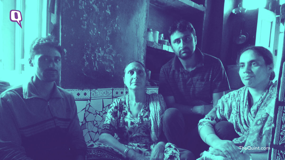 There are at least 10 to 15 Pandit families who are still residing in Tral, Kashmir; Sunil Kumar's family in Tahab (Pulwama).