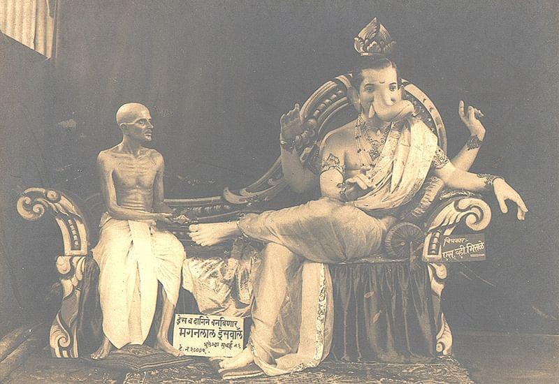 Lalbaugcha Raja in 1942