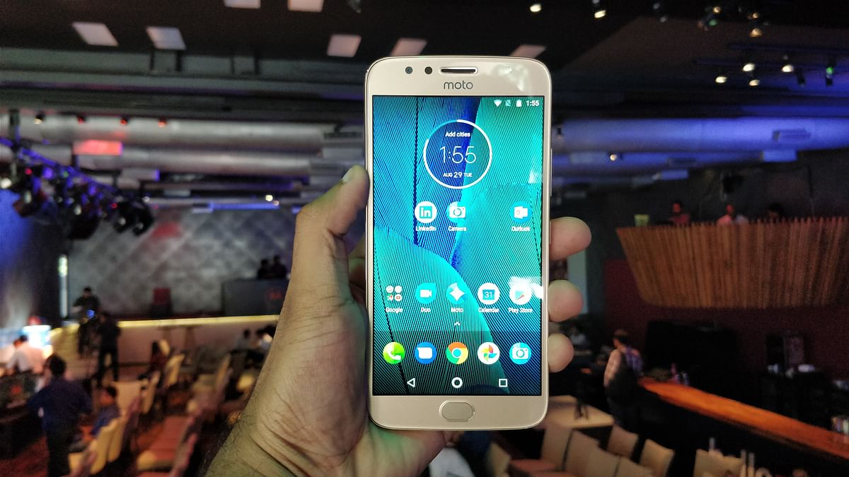 Moto G5s Plus is priced under 16K in India.