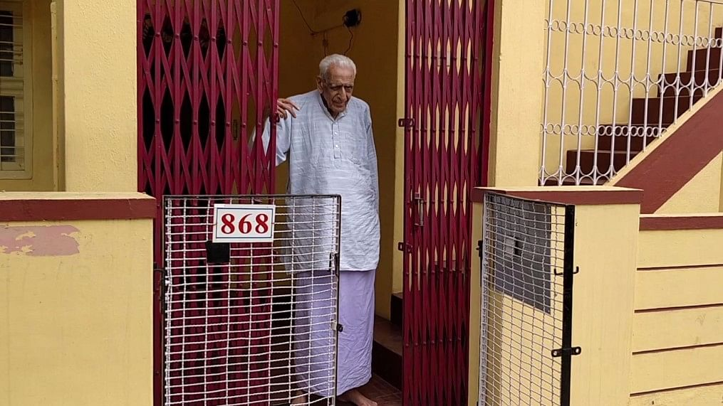Meet Bengaluru's 99-Year-Old Freedom Fighter