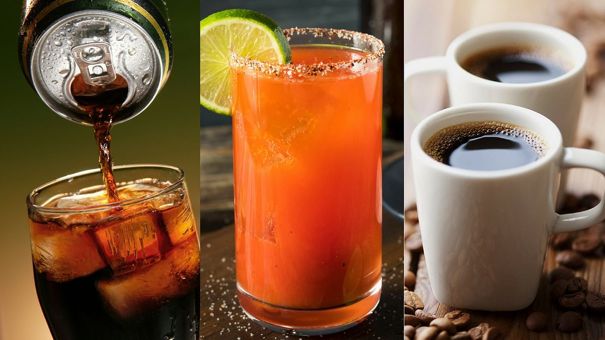 Aerated drinks, juices and coffee shouldn't be the first thing you lay your hands on in the morning.