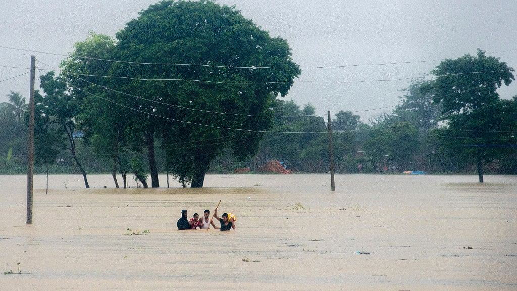 Nepal Floods Death Toll Rises to 120, Several Still Missing