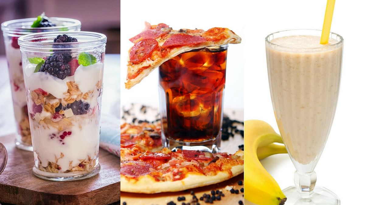No More Bananas & Milk! Here's 5 Food Combinations You Must Avoid