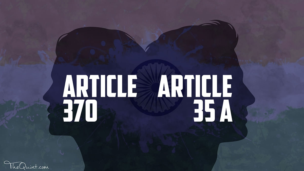 Legal Experts Decode Shah's Article 370 Move on Jammu & Kashmir