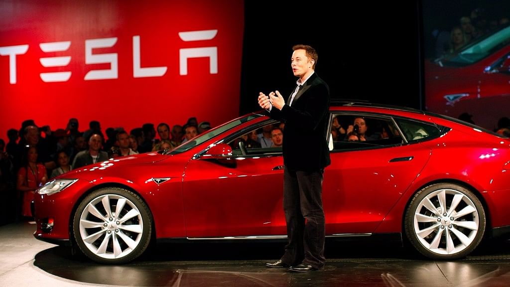 Tesla could enter India and help establish an ecosystem for electric cars.