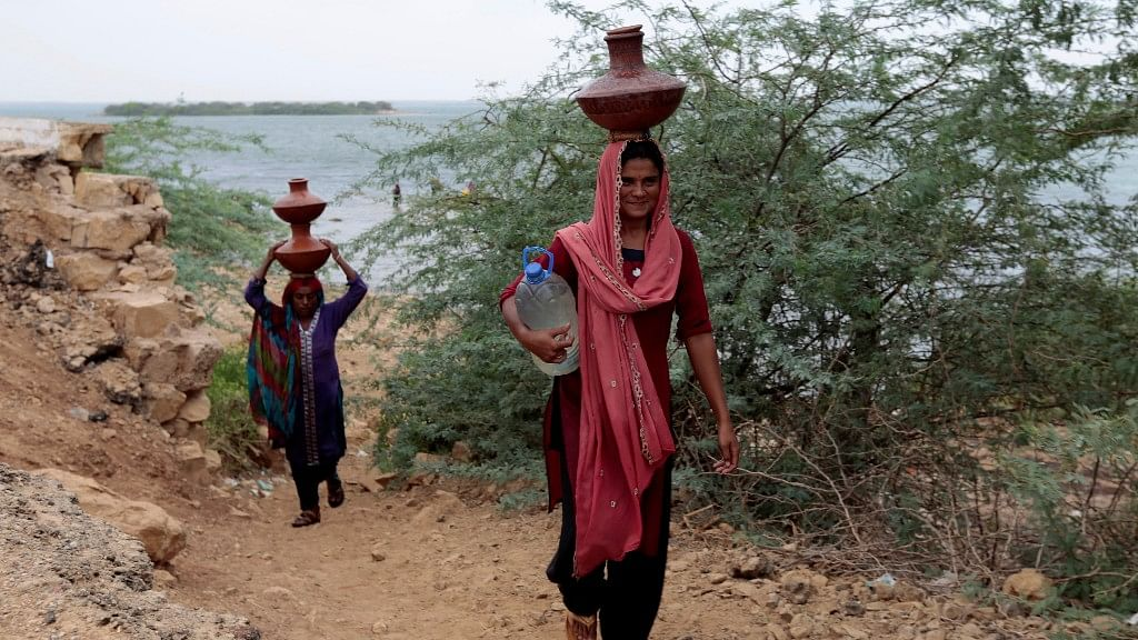 Water Pressures Rise in Pak as Drought Meets a Growing Population