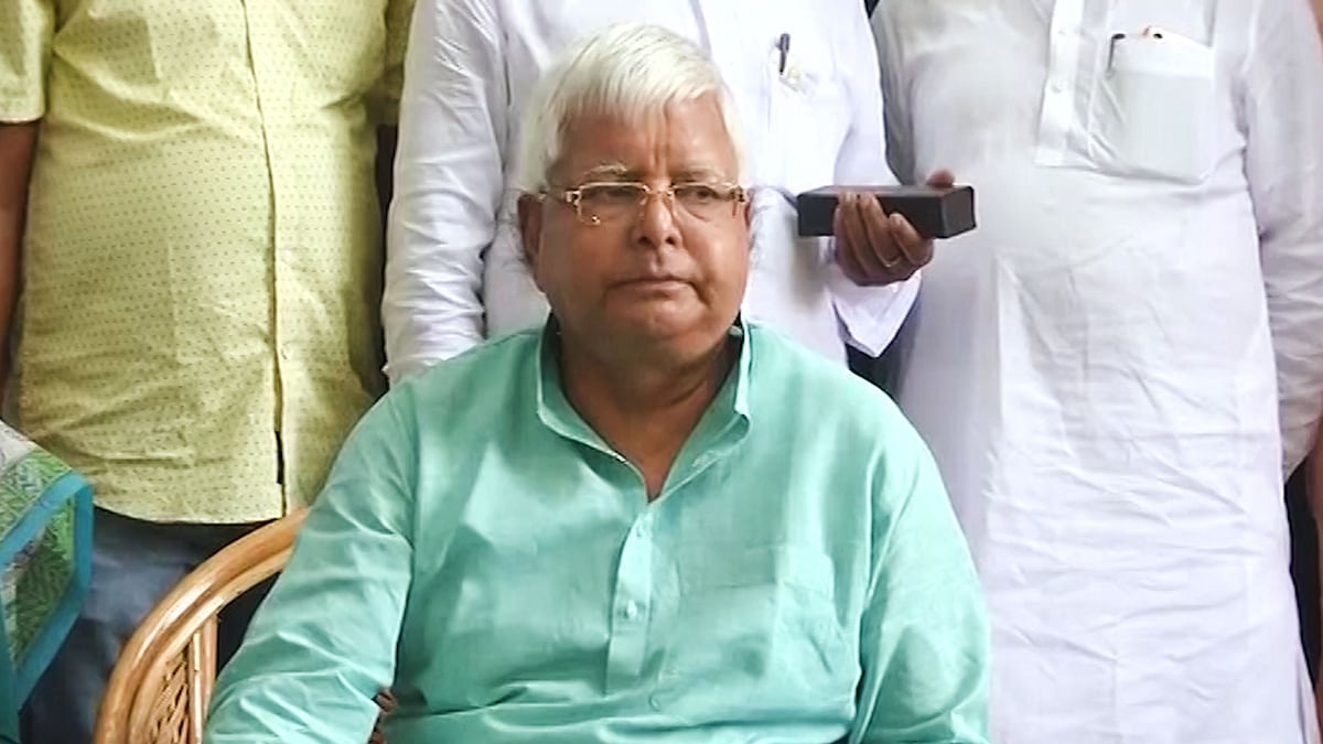 Lalu's Sister Dies of Heart Attack a Day After Fodder Scam Verdict