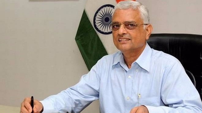 India's Chief Election Commissioner, OP Rawat.