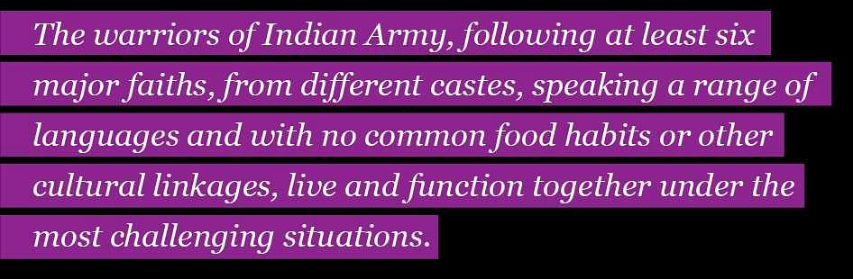 Soldier Speak: How the Army Upholds Unity in Linguistic Diversity