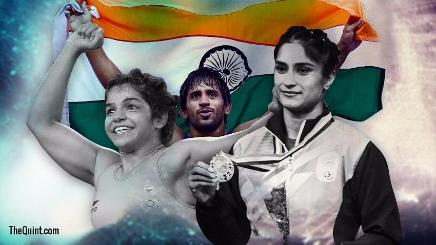 Bajrang, Sakshi to Lead India's Charge at Asian Wrestling C'ships