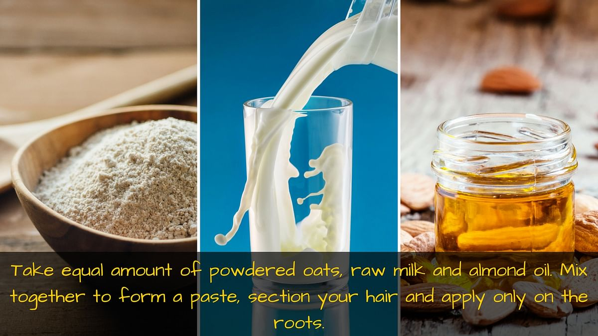 Rainy Day, Hair Don't Care: 4 Swift Masks to Make in Your Kitchen
