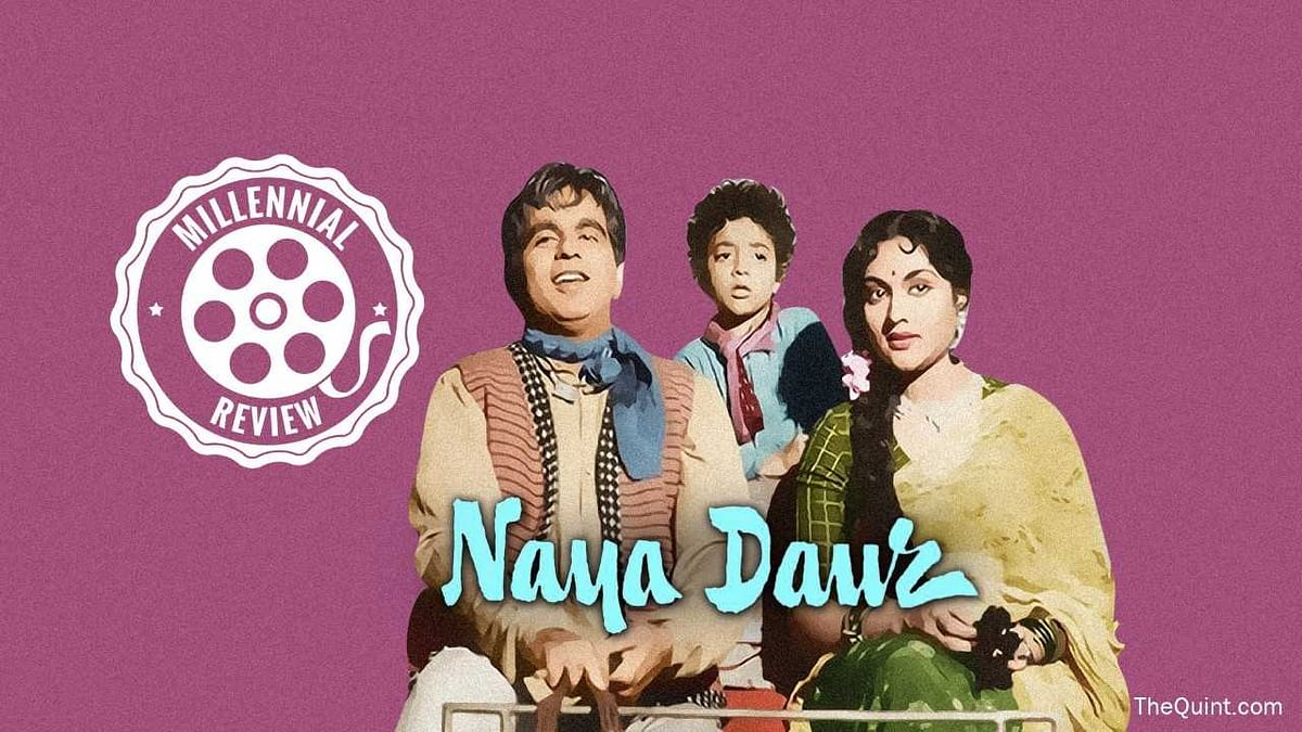 <i>Naya Daur </i>is a classic that's still just as relevant.