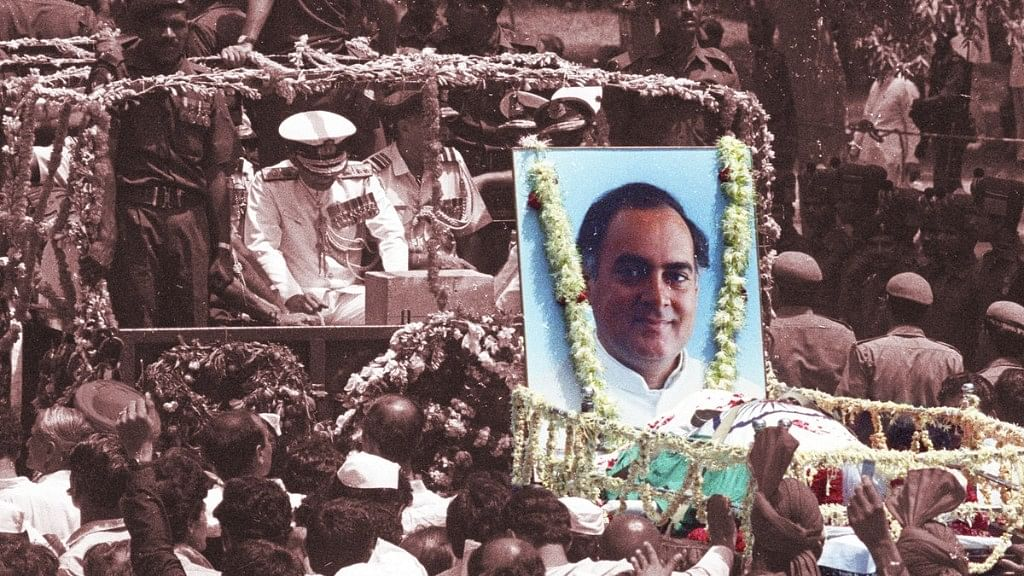 TN Govt Recommends Release of Rajiv Gandhi Assassination Convicts