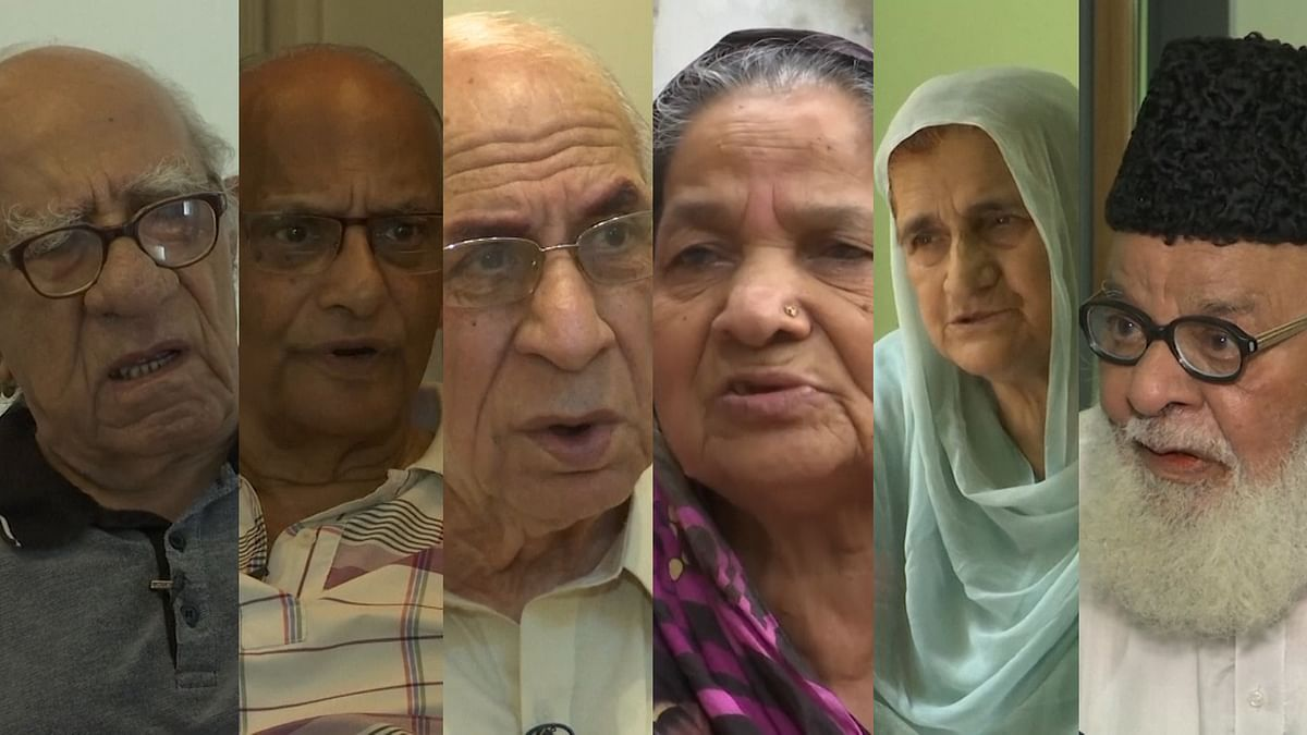 'Can't Part With the Memories' Say Migrants of Partition