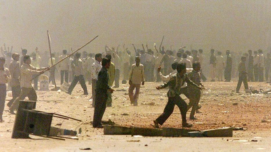 The Supreme Court has granted bail to four convicts in the 2002 Naroda Patiya riots case including Umeshbhai Bharwad, Rajkumar, Harshad and Prakashbhai Rathod.