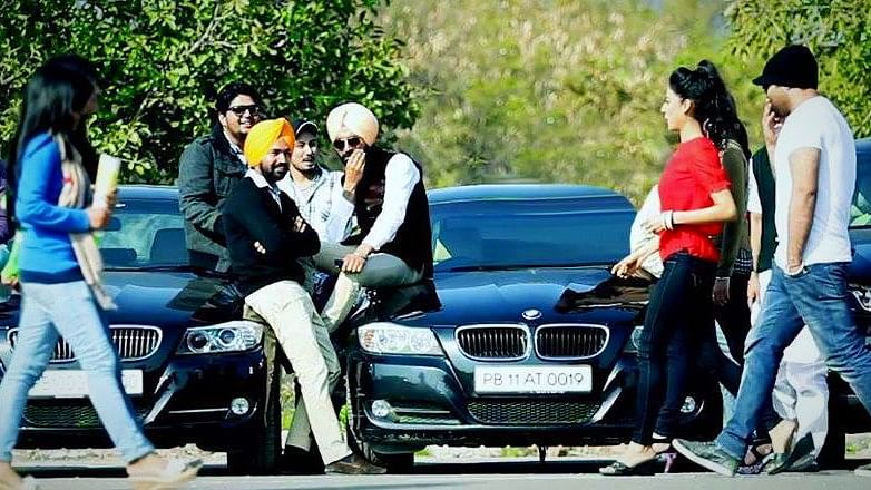 Women are up for scrutiny by men in Chandigarh. Picture for representational purpose.