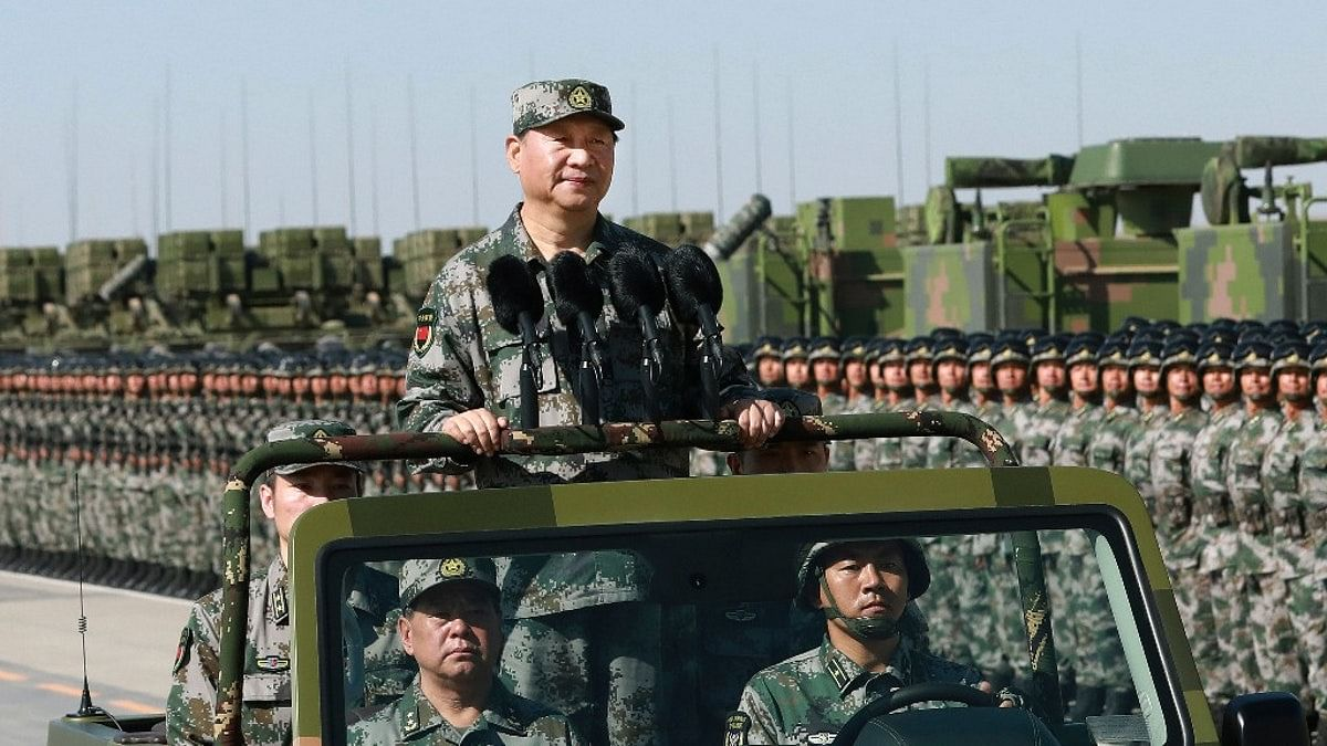 Amid the military stand-off with India in Doklam, Chinese President Xi Jinping said that the Chinese army is capable of defeating invading enemies.