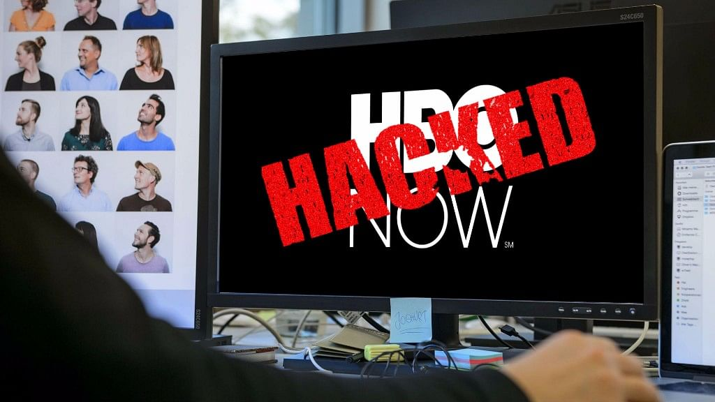 A group of hackers posted a fresh cache of stolen HBO files online on 7 August.