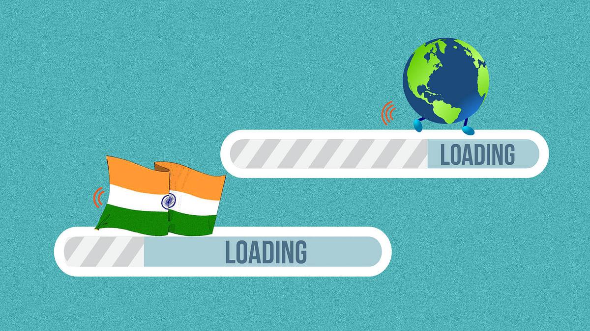 India's Mobile Data Speed Dips in September; Pak, Nepal Do Better