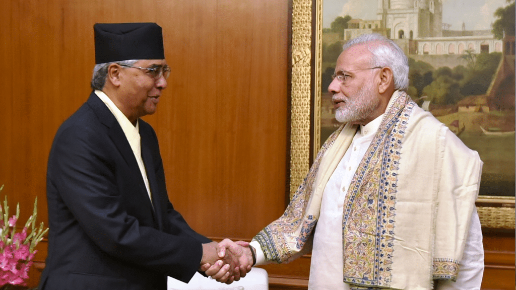 """Modi Surprise Call to Nepal PM A """"Warm-Up"""" Ahead of Official Talks"""