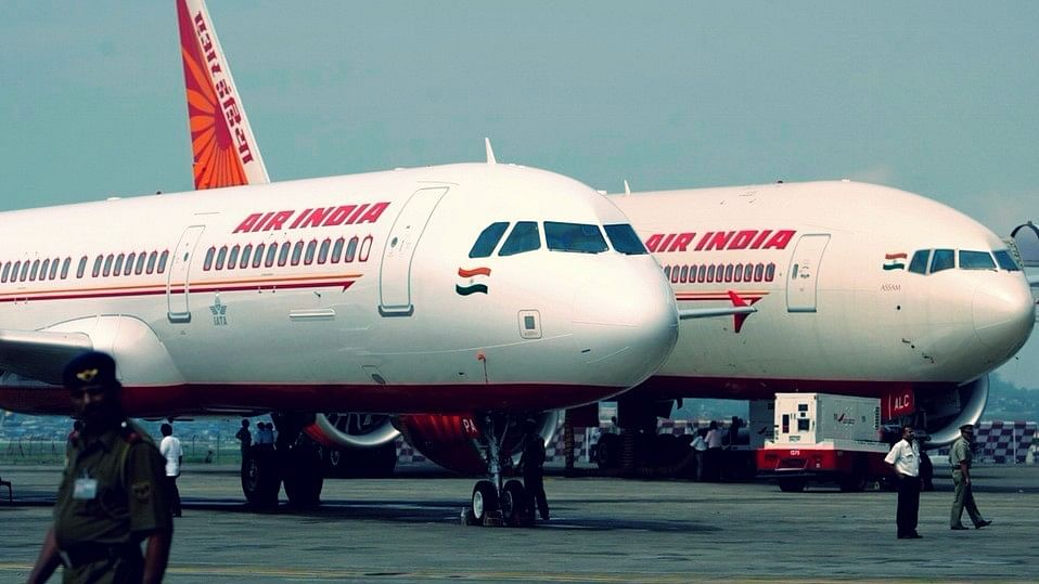 Air India aircraft. Photo used for representational purposes.