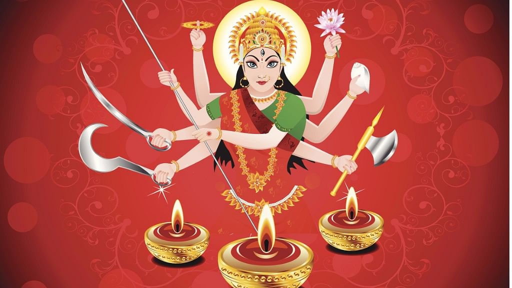 Sharada Navratri 2020 Wishes and Images for Friends and Family