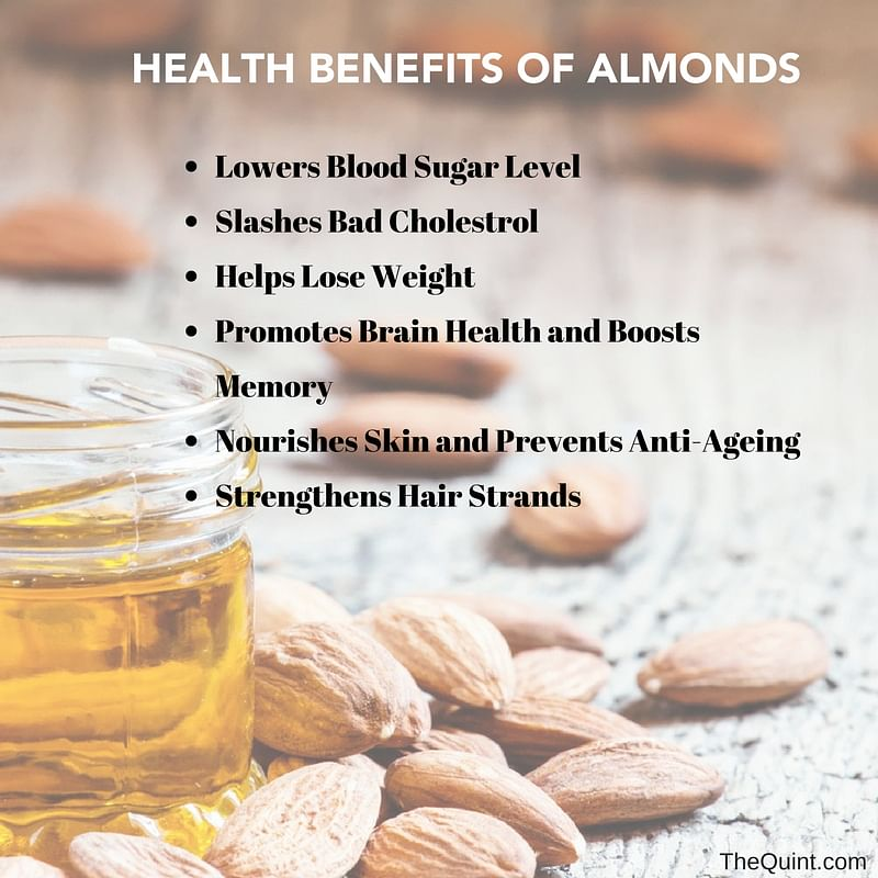 Grandma Knows Best: 5 Reasons Almonds Are Good For You!