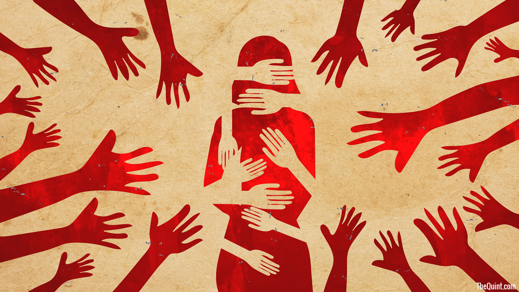 Rajasthan Sisters Gangrape Case: Two women, both sisters, allegedly beaten up gangraped by four men in Luniawas area.