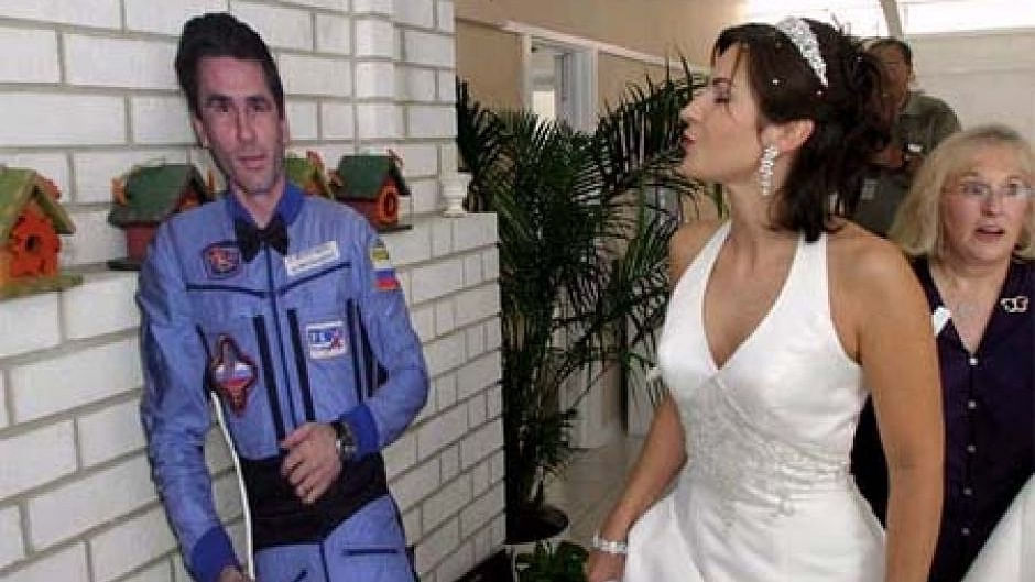 Wedding in Space? Russia's Yuri Malenchenko Made It Happen in 2003