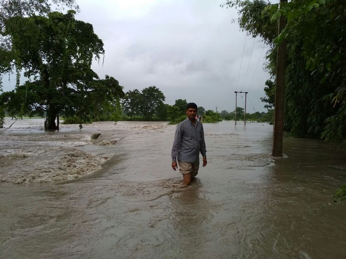 Over 30 lakh people in Assam have been affected by the devastating wave of floods in the last few days.