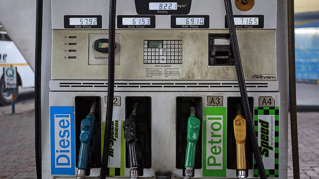 Fuel prices have increased by 7.3% in the past month and a half, despite a stronger rupee and falling crude prices.