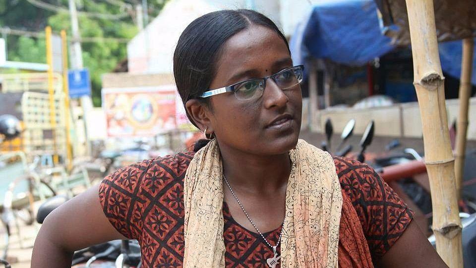 Documentary filmmaker Divya Bharathi.