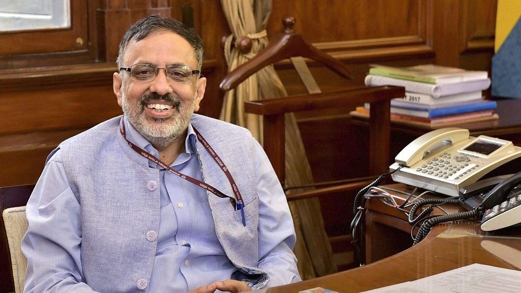 Rajiv Guaba is the new union home secretary after the retirement of Rajiv Mehrishi.