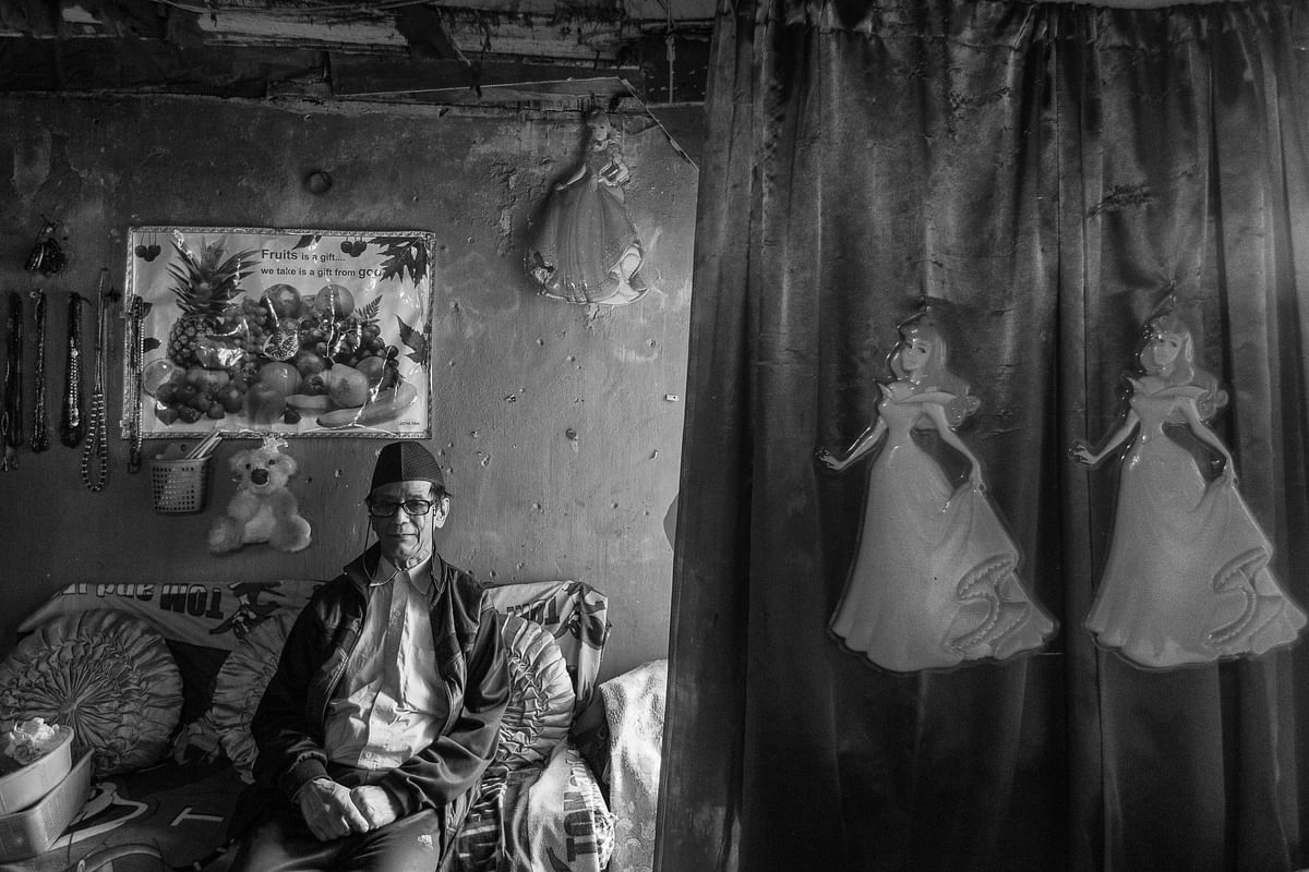 He continues to hope that Gorkhaland will be a reality someday. His 17-year-old daughter was killed by CRPF during the 80s movement.
