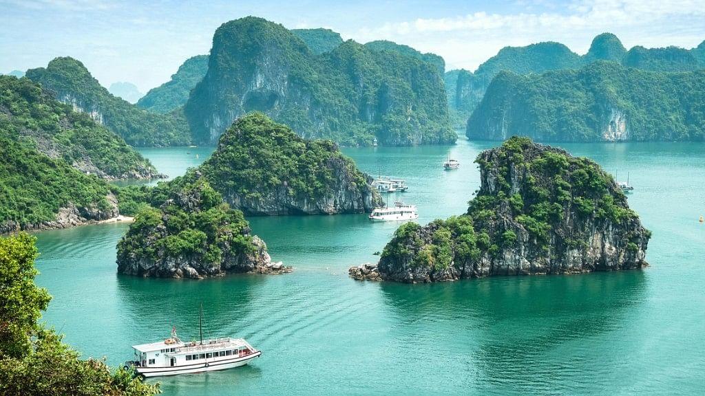 Halong Bay, Vietnam. Image used for representational purposes.