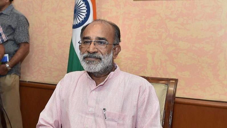 Union Tourism Minister KJ Alphons. File photo.