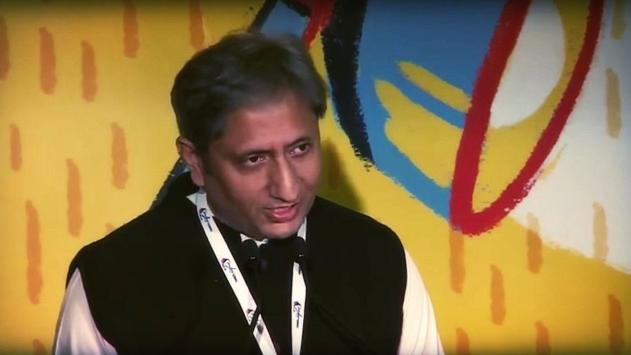 """""""I'm Concerned for My Life"""": Ravish Kumar Pens Open Letter to Modi"""