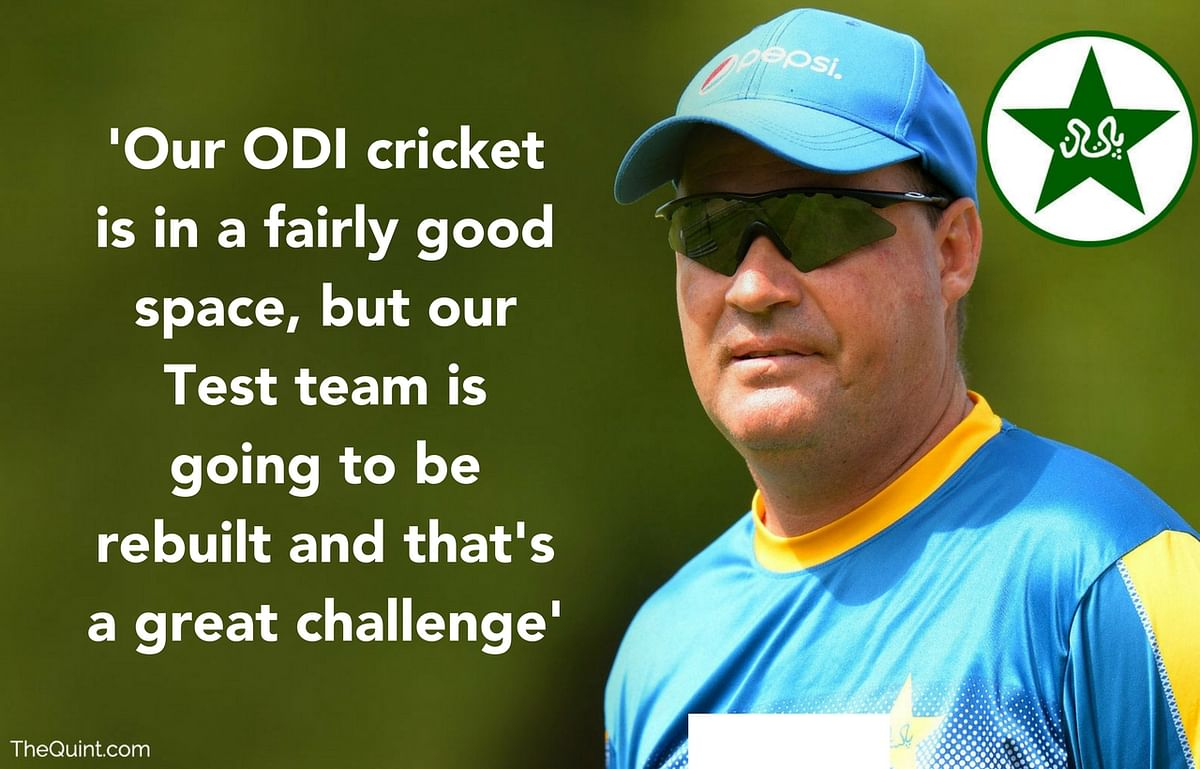 Mickey Arthur: Coaching Pakistan After Aus a Breath of Fresh Air