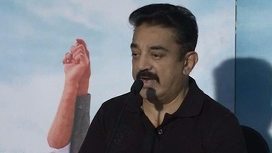 Filmmaker Kamal Haasan.