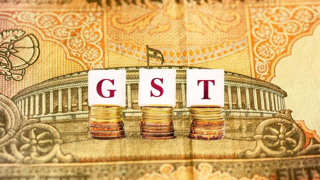The GST was implemented across the country in place of more than a dozen central and state levies like excise duty, service tax and VAT, from 1 July.