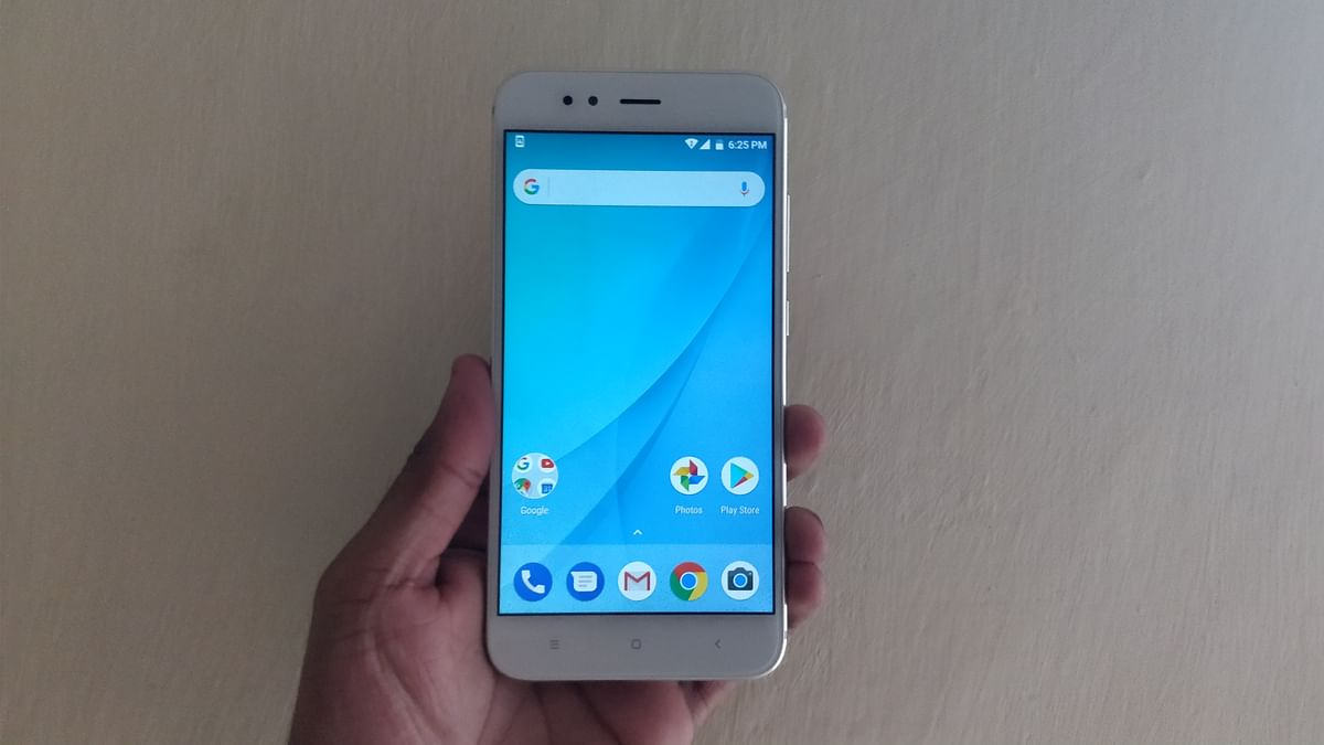 First Xiaomi phone to come with stock Android.
